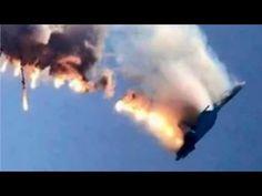 NATO, TURKEY Down RUSSIA JET, Pilots Dead, PUTIN Revenge!! 11.24.15 See ...