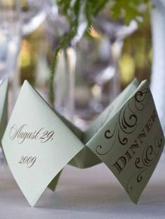 25 Unexpected Invite Ideas You'll Love  Need a little invite inspiration? Take a look at these ideas we love right now. #TheKnot