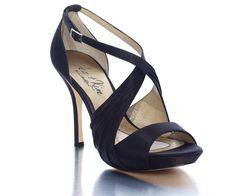 Shop for designer dress shoes at Simply Dresses. Sexy high heels for prom, formal designer dress shoes, bridal shoes and high heels for bridesmaids. High Heels For Prom, Prom Heels, Sexy Heels, Cute Black Heels, Black High Heels, Black Shoes, Designer Dress Shoes, Designer High Heels, Bridal Shoes