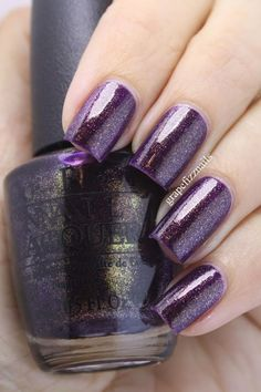 OPI Gwen Stefani Holiday Collection - First Class Desires