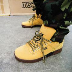 DVS Shoes WESTRIDGE BOOT Tan Nubuck www.psychostore.hu