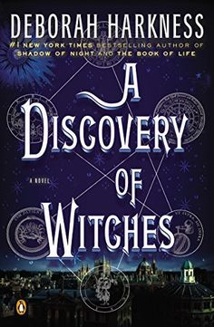 A Discovery of Witches: A Novel (All Souls Trilogy Book 1) by Deborah Harkness, http://www.amazon.com/dp/B004DI7HZ6/ref=cm_sw_r_pi_dp_JI5Hub1BKA5DS