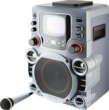 karaoke machine that plugs into tv