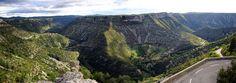 Panoramique du Cirque de Navacelles
