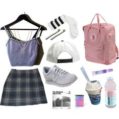 """""""cute"""" by decayy on Polyvore"""