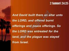 2 samuel 24 25 the plague on israel powerpoint church sermon Slide05  http://www.slideteam.net/