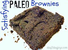 Satisfying Paleo Brownies
