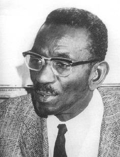 Cheick Anta Diop (1923 - 1986) is a Senegalese historian, anthropologist, physicist, and politician who studied the human race's origins. He dedicated his work to reaffirm the place of Black Africa into History.
