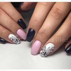 "36 Likes, 1 Comments - @lianail_kzn on Instagram: """" Каждый день Что-то хорошее :) "" Бабочки от effect_nail_lab  http://instagram.com/effect_nail_lab.…"""