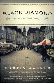 Book Review: Black Diamond by Martin Walker (Bruno, Chief of Police #3) - the French countryside now with international smuggling and ethic rivalries. I really like the series, but this is not my favorite of them. Bruno is now working on a crime that ends up being more of an international crime than local and it just seems to be stretching too far.  Still worth reading. Click through for my full review.