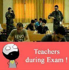 Sach mein strict teachers ke sath yeh feeling hi ati hai