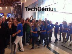 Apertura Apple Store il Leone di Lonato