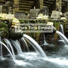 Complete guide to the holy spring water temple – Pura Tirta Empul, Bali. Water Temple, Spring Water, Holi, Waterfall, Outdoor, Outdoors, Mineral Water, Outdoor Life, Garden