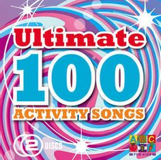 Ultimate 100 Activity Song Audio CD for Like the Ultimate 100 Activity Song Audio CD ? Abc For Kids, Music Games, The 100, How To Get, Songs, Activities, Learning, Audio, Walmart