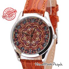Boho Watch Women Watches Ladies Watch Indian by HandMadePeople