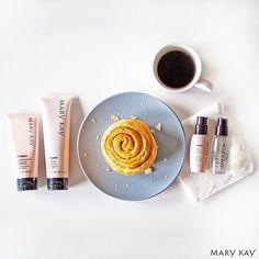 Bom dia! Kit indispensável para todos os dias! Não fico sem! #amo #marykay #Bomdia