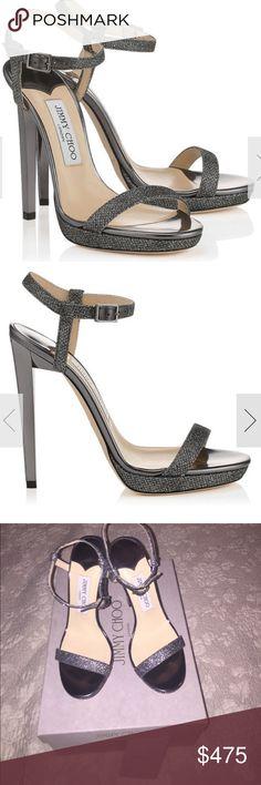 359a4e1f52 Jimmy Choo heels Jimmy Choo Claudette 120 evening sandals. A red carpet  sandal that is