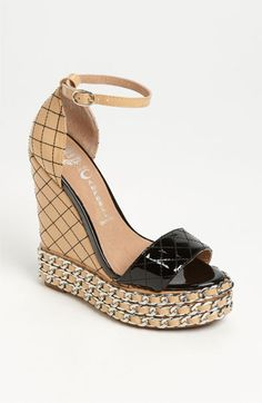 Jeffrey Campbell 'Shanil' Sandal available at #Nordstrom