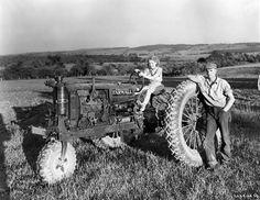 Love'n the farm life.