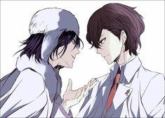Fyodor & Dazai