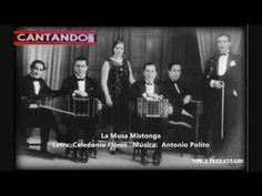 Orquesta Típica Agesilao Ferrazzano - La musa mistonga