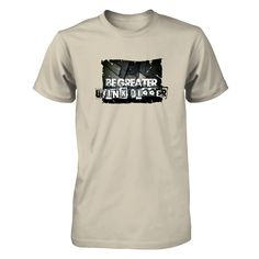"""Be Greater Think Bigger Available in Men and women's tees, tanks and hoodies!  Features """"Entrepreneur"""" logo on the back."""