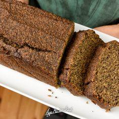 zdrowy murzynek z makiem szybkie i proste ciasto bez cukru