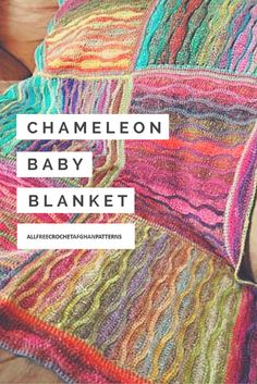 Wow this baby blanket is gorgeous. Free crochet pattern.