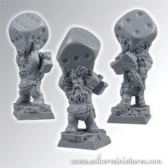 Mad Dayn Dwarf  Scibor