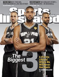 Tim Duncan: The Covers