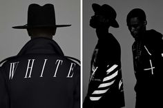 "OFF-WHITE Spring/Summer 2015 ""Moving Still"" Lookbook 