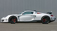 Tuning Cars Desktop Wallpapers Gemballa Mirage Gt Carbon Edition