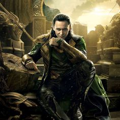 """$14.99 - Loki Poster Wall Art Home Decoration Photo Print 24X24"""" Inches #ebay #Collectibles"""
