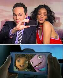 DreamWorks HOME
