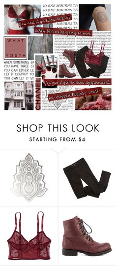 """"""""""" Guilty as hell. """" / #lilisbirthdaychallenge"""" by centurythe ❤ liked on Polyvore featuring La Femme, American Eagle Outfitters, Chinese Laundry and lilisbirthdaychallenge"""