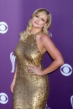 Miranda Lambert Photos - Miranda Lambert walks the red carpet for the Academy of Country Music Awards in Las Vegas. The annual event was held at the MGM Grand Hotel and Casino. - Stars at the Academy of Country Music Awards Miranda Lambert Bikini, Miranda Lambert Photos, Miranda Blake, Beautiful Celebrities, Beautiful Women, Country Female Singers, Easy Listening, Country Girls, Country Music