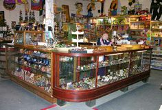hand blown glass marbles and ornaments at Moon Marble Company