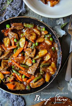 Now THIS is a Beef Stew!!!  Can't wait to make this.