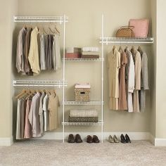 ClosetMaid SuperSlide® Closet Organizer Kit ... : Target Mobile