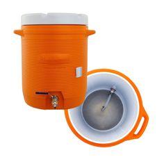 $139 Homebrewing Cooler Mash Tun