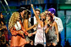 Premios Juventud 2008 (17.07.08) - HQ! -  RBD Fotos Rebelde | Maite Perroni, Alfonso Herrera, Christian Chávez, Anahí, Christopher Uckermann e Dulce Maria