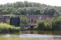 Het donkere Fort benoorden Spaarndam zaterdag (11-16 uur) open! #muurschilderingen #Stampions #FortbenoordenSpaarndam