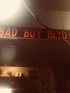 Bad boy Blvd Blackwatch Mccree, Bad Boys, Neon Signs