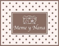 Meme y Nana | Embarazadas Y Mamás