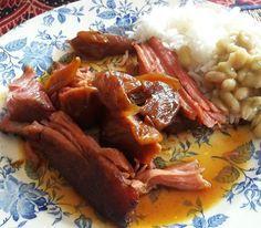 palette de porc confite au four (3)