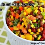 This Cowboy Caviar recipe from Lucia of Luci's Healthy Kitchen & Marketplace will be a hit at your game-day party!