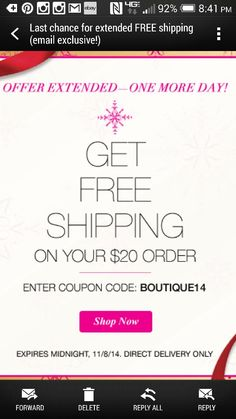 AVON Free Shipping On Orders of $20 or More! #AVON #FREESHIPPING #SHOP #MAKEUP # BOUTIQUE14