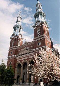 Mother of God Church's Faith Street site
