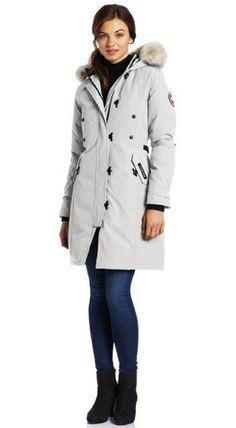 $315 BUY Canada Goose Kensington Parka http://www.goosemore.com/