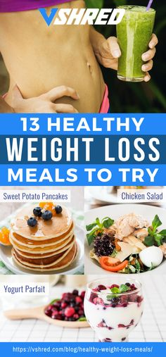 Eating healthy weight loss meals brings you one step closer to your dream body. While healthy eating is an adjustment, there are many healthy recipes available that are quick and easy to prepare. Weight Loss Snacks, Healthy Recipes For Weight Loss, Healthy Diet Plans, Eating Healthy, Healthy Fruits, Healthy Meals, Diet Plan For Weight Loss, Diet Meals, Healthy Tips